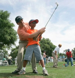 Phil Bundy Junior Golf Clinic